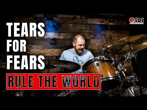 Tears For Fears | Everybody Wants To Rule The World | Drum Lesson