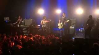 The Dandy Warhols - Bohemian like you (HD) Live in Paris 2012