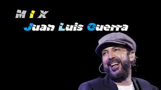EL MEJOR MIX DE JUAN LUIS GUERRA 1 _   4-40  - SONIDO 100 % HD