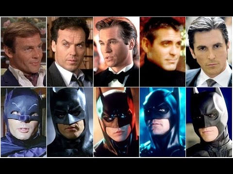 all the people who played batman