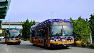 king county metro sound transit eastgate park ride freeway station
