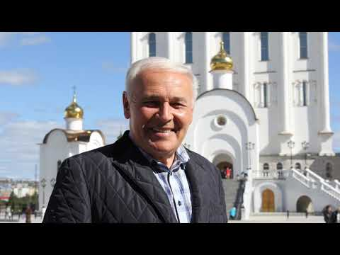 Печеный Владимир Петрович - почётный гражданин города Магадана.