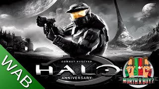 Halo Combat Evolved anniversary review - When games were great (Video Game Video Review)
