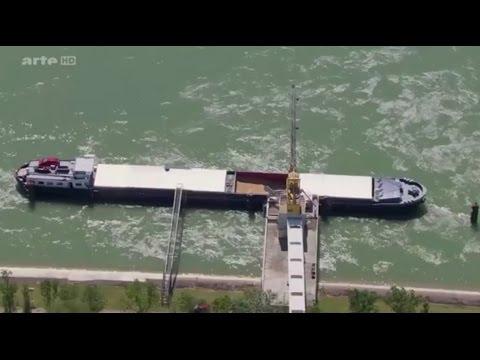 """Reportage """"Le Rhin, visages d'un fleuve"""" :"""
