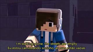 Minecraft Bedwars, Janji Heroes Tonight (feat. Johnning) [NCS Release] Tradução Heróis Hoje à noite