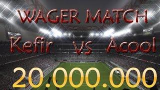 FIFA 14 | МАТЧ-РЕВАНШ | KEFIR VS ACOOL