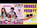 Orbeez Food?? Orbeez Crush Super Fine Magic Chef Set! I Make Sushi, Bacon and Eggs!