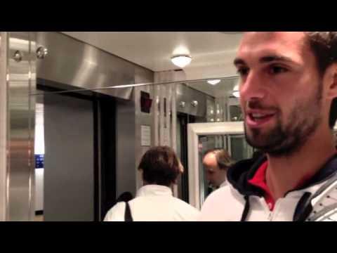 Tennis Mag Cam - Benoît Paire : Inside in Bâle.m4v