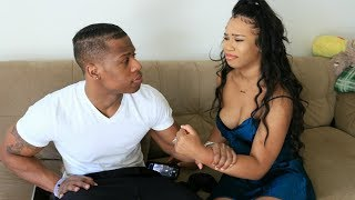 I CHEATED ON YOU PRANK ON BOYFRIEND (GONE WRONG GETS VIOLENT)