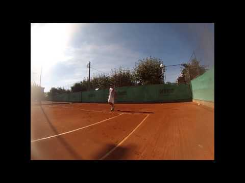 tennis training (competition)