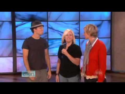 Jason Mraz dunked on The Ellen DeGeneres Show