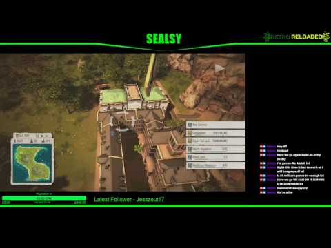 Tropico 5 - Waterborne Campaign (Part 9) |