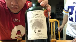 khui rượu cognac the forgotten casks XO.