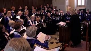 09 Anthem:  Witness         Spiritual, arr. Jack Halloran  (1916-1997)