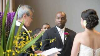 Hourig and Derrick Marry September 12, 2009