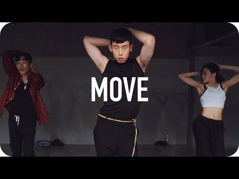 MOVE - Taemin (태민) / Gosh Choreography