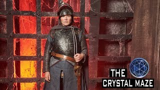 Interview with the Crystal Maze Knight