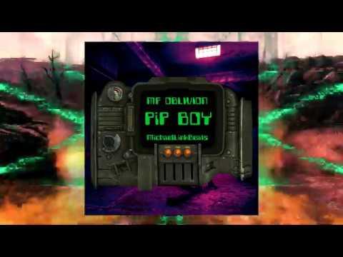 MF OBLIVION - PiP BOY (prod. By MichaelLinkBeats) [OFFICIAL VISUALIZER]