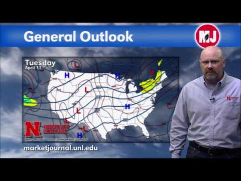 April 7, 2017 Weekly Weather Forecast