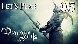 Demon's Souls - Let's Play Part 5: Shrine of Storms