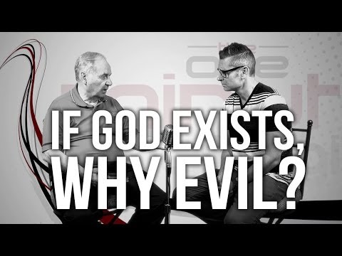 521. If God Exists, Why Evil?