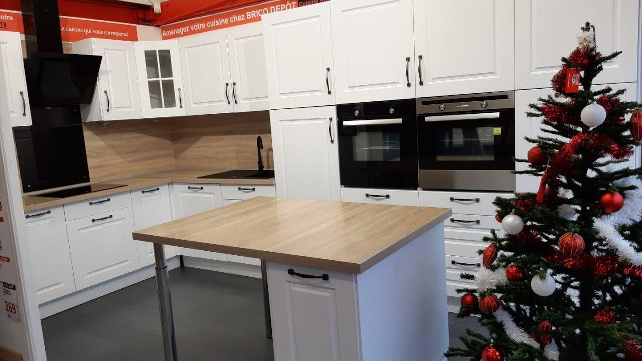 brico depot modeles de cuisines