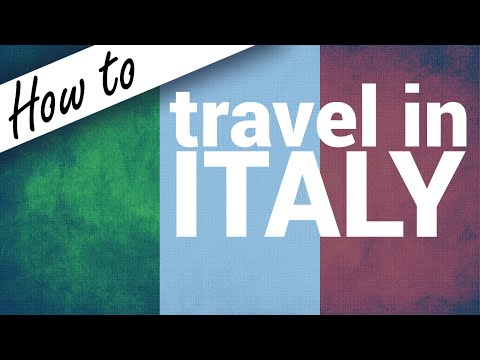 Traveling in Italy | TIPS