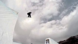 Red Bull: Benji Farrow Stomps a Snowboarding First