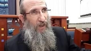 הרב ברוך וילהלם - תניא - אגרת התשובה - תחילת פרק א