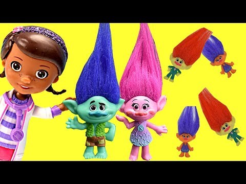 Dreamworks Trolls Movie, Poppy has Her Baby! Is Branch Ready? Help Name the Baby!