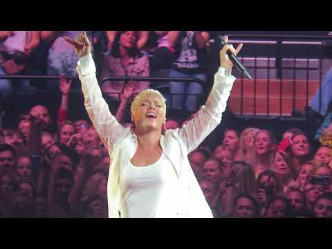 P!nk   -  F**kin' Perfect (Live) Auckland New Zealand