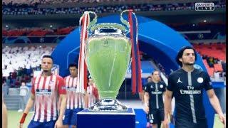 PSG vs Atlético Madrid | Final UEFA Champions League 2018/2019 | FIFA 19
