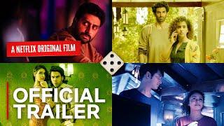 Ludo | Official Trailer | Abhishek A Bachchan, Aditya Roy Kapur, Rajkummar Rao, Pankaj Tripathi