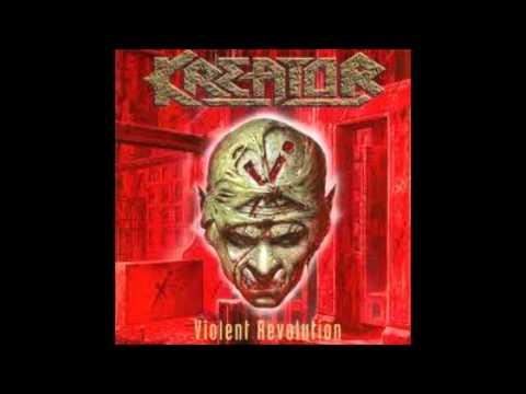 Kreator-Violent Revolution(full album)