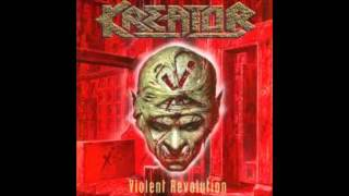 Kreator-Violent Revolution(full album)