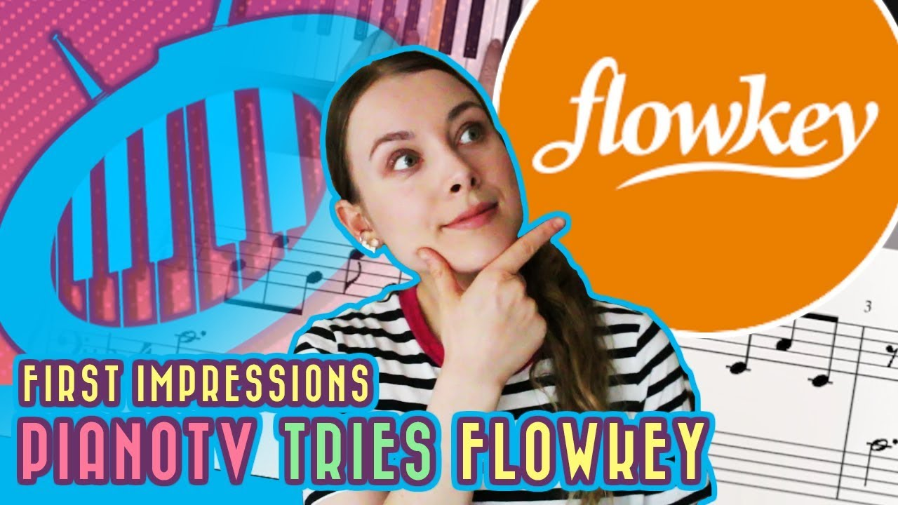 PianoTV tries Flowkey! (An App for Learning Piano)