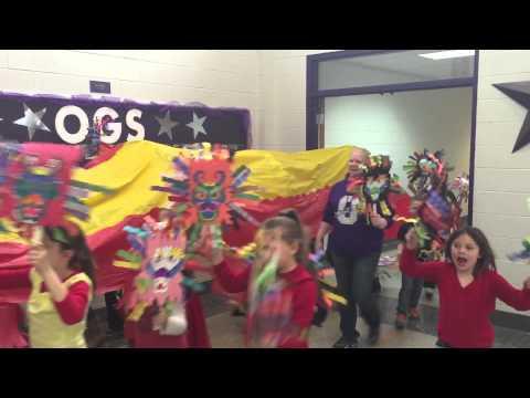 Oakwood Grade School China