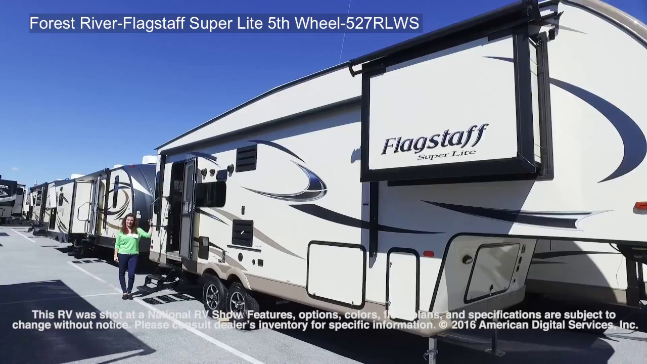 New 2017 Forest River RV Flagstaff Super Lite 527RLWS Fifth