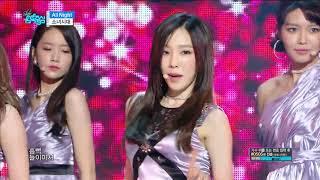 【TVPP】Girl's Generation -All Night, 소녀시대- 올나잇 @Show Music Core Live