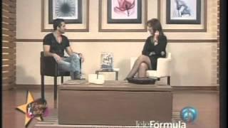 José Ron @JoseRon3 en entrevista con Matilde Obregón Parte [1/4]