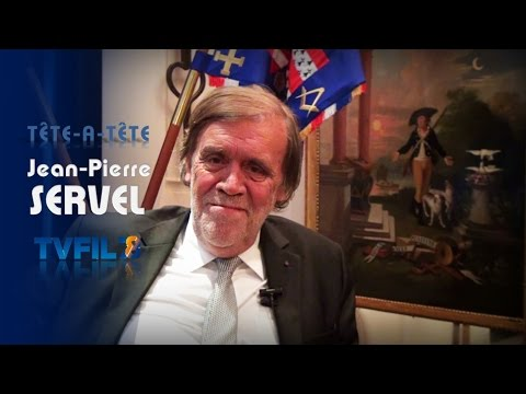 TAT Avec Jean-Pierre Servel, Grand Maître De La GLNF