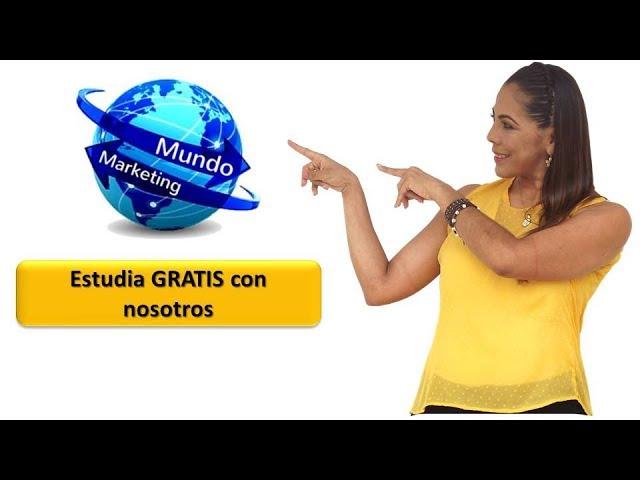 ESTUDIA GRATIS EN LA ESCUELA ONLINE MUNDOMARKETING - (CURSOS GRATIS DE MARKETING ONLINE)