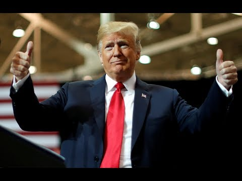 US President Donald Trump hails Midterm election results a