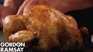 Download Stuffed Roast Chicken with Chorizo - Gordon Ramsay Mp3 and Videos