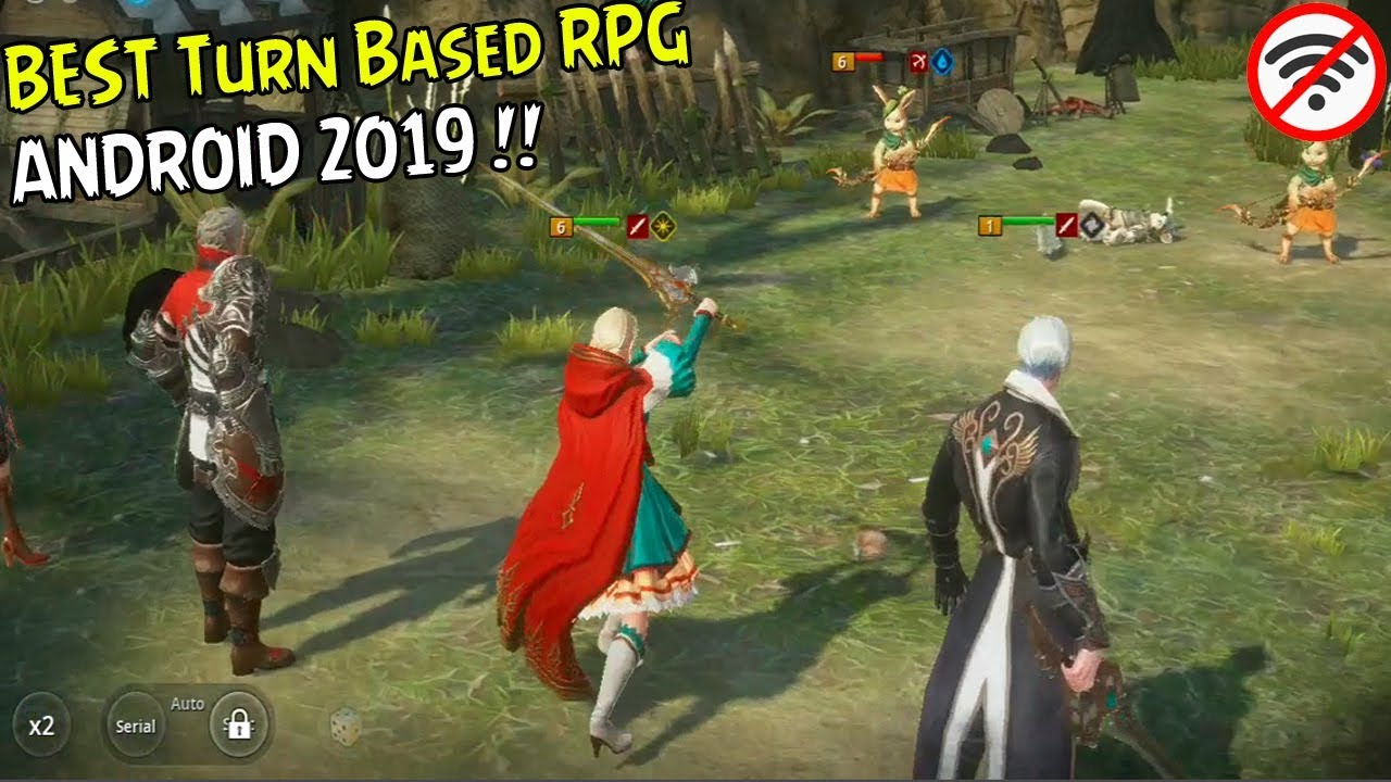 Best Turn Based Pc Games 2019 10 Game Turn Base Android Terbaik I Best Turn Based RPG Android