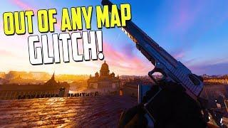 Modern Warfare Glitches: *NEW* How To Get Out Of Any Map Glitch! Teleporting Glitch(CoD MW Glitches)