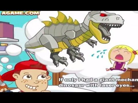 ✔ МУЛЬТИК Игра для Детей Колдуем МОНСТРА ДИНОЗАВРА  Развивающий Мультик MIX Monster surprise