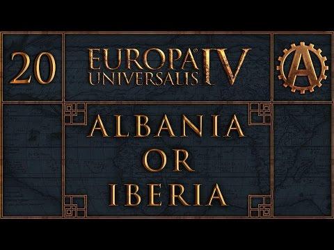 EUIV Albania or Iberia 20 |