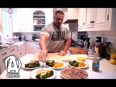 """No Limit"" With IFBB Pro Bodybuilder Evan Centopani: Food Shopping & Prep Without A Budget"