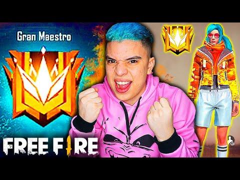 ASÍ LLEGUE A GRAN MAESTRO EN FREE FIRE *Legendario* | TheHectorino